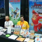 Comic creators Dan Collins and Darryl Joseph