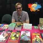 Author and writer of Eisner Award winning The Unbeatable Squirrel Girl, Ryan North.