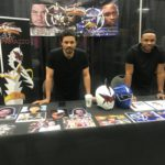 Power Rangers Jeff Parazzo and Kevin Duhaney