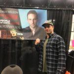 Actor Drew Nelson