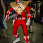 Sudbury's Red Ranger