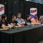 Canadian Comics Creator panel