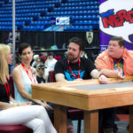 Talk Nerdy's Dave and Steve interview Degrassi's Stacie Mistysyn and Kirsten Bourne